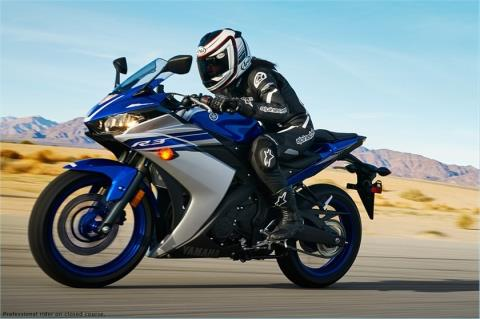2016 Yamaha YZF-R3 in Tyrone, Pennsylvania