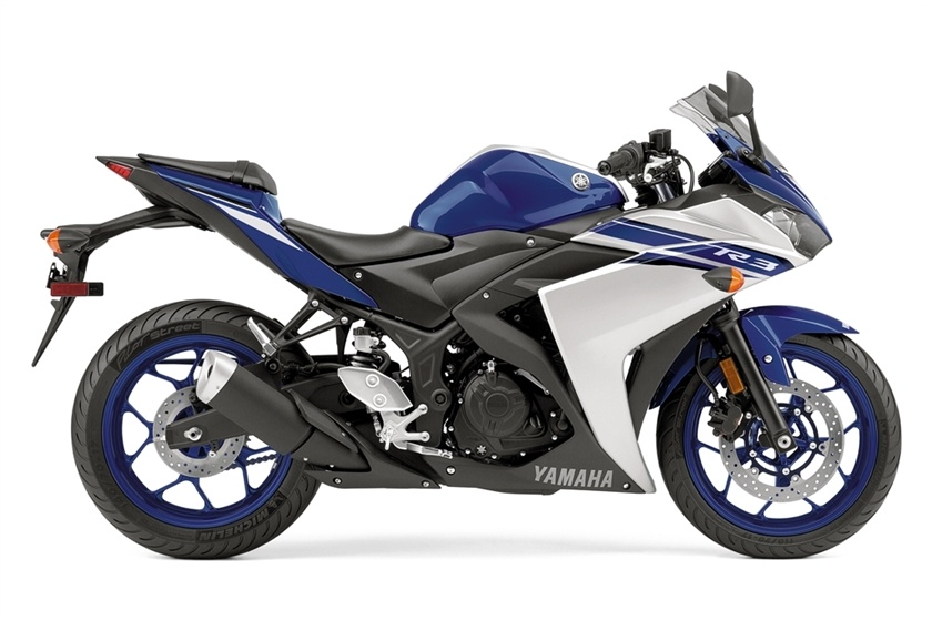 2016 Yamaha YZF-R3 for sale 3979