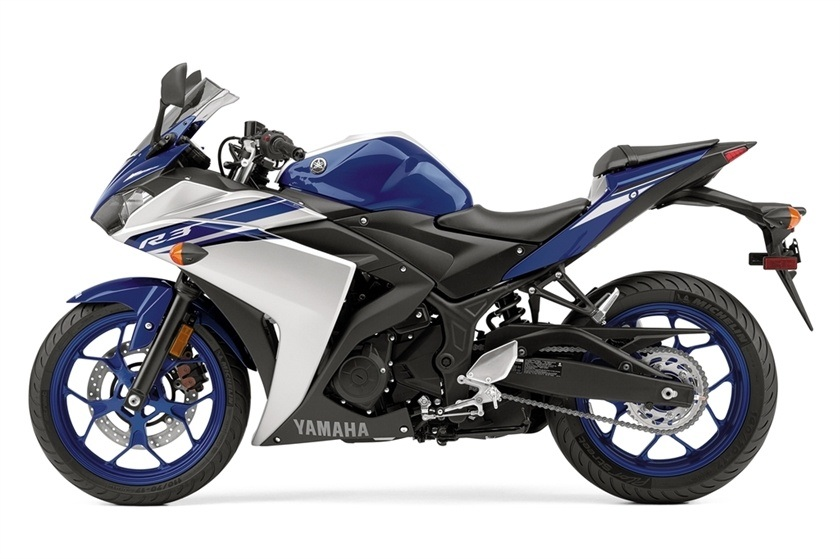 2016 Yamaha YZF-R3 in Tyrone, Pennsylvania - Photo 10