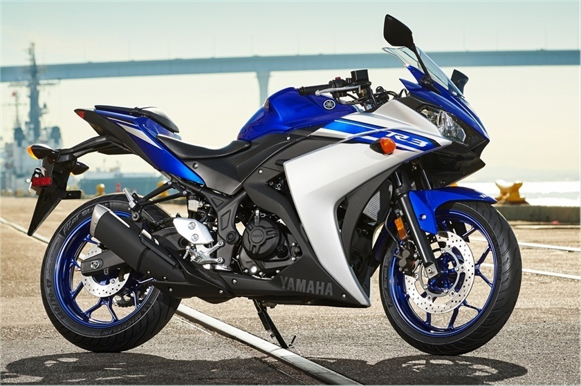 2016 Yamaha YZF-R3 in Marietta, Ohio