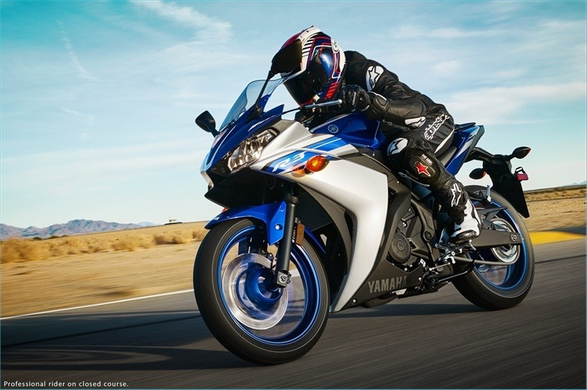 2016 Yamaha YZF-R3 in Tyrone, Pennsylvania - Photo 24