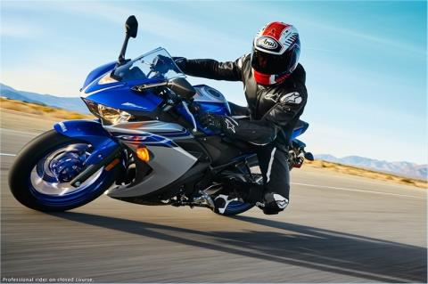 2016 Yamaha YZF-R3 in Irvine, California