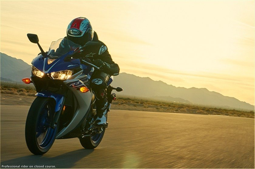2016 Yamaha YZF-R3 in Olympia, Washington