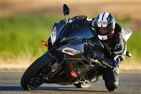 2016 Yamaha YZF-R6 in Saint George, Utah