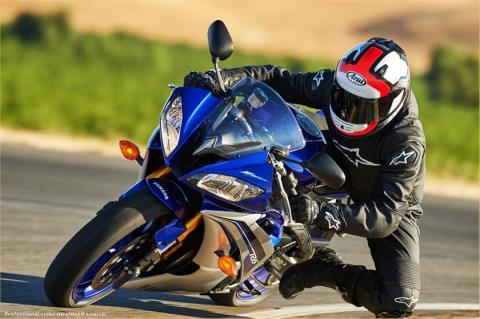 2016 Yamaha YZF-R6 in Woodinville, Washington