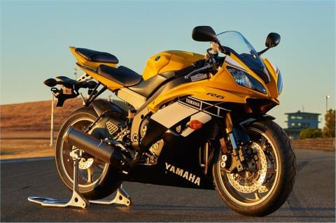 2016 Yamaha YZF-R6 in Brewton, Alabama
