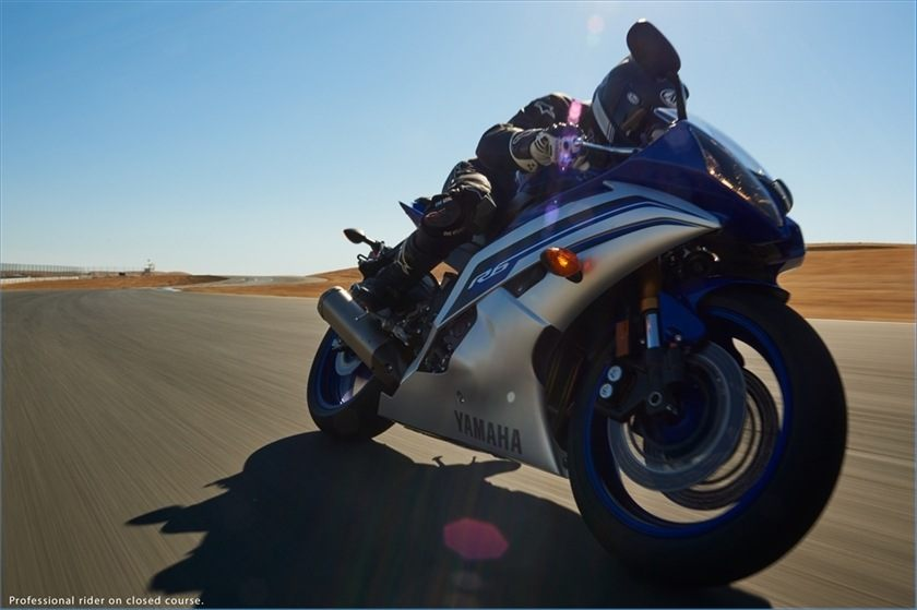 2016 Yamaha YZF-R6 in Denver, Colorado