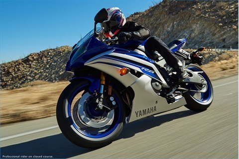 2016 Yamaha YZF-R6 in Olympia, Washington