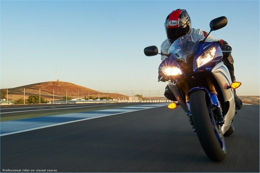 2016 Yamaha YZF-R6 in Manheim, Pennsylvania