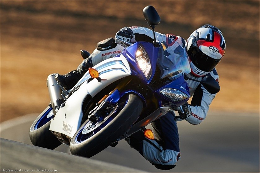 2016 Yamaha YZF-R6 in San Jose, California