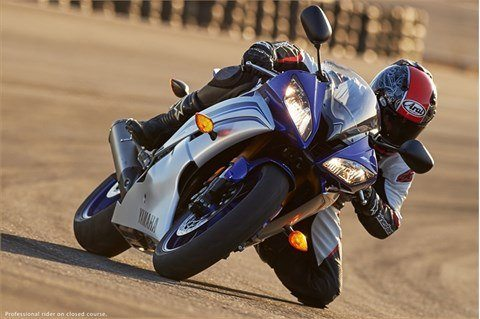 2016 Yamaha YZF-R6 in Berkeley, California