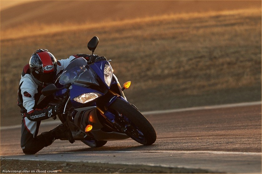2016 Yamaha YZF-R6 in Fontana, California