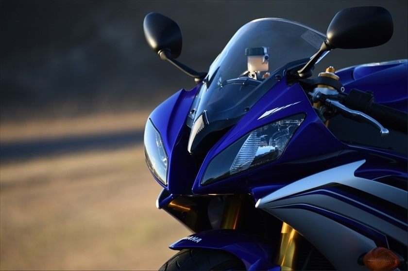 2016 Yamaha YZF-R6 in Derry, New Hampshire