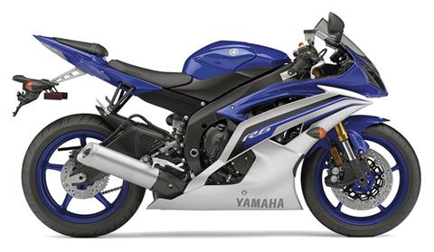 2016 Yamaha YZF-R6 in Santa Maria, California