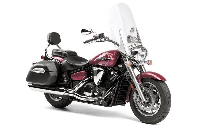 2016 Yamaha V Star 1300 Tourer in Hobart, Indiana