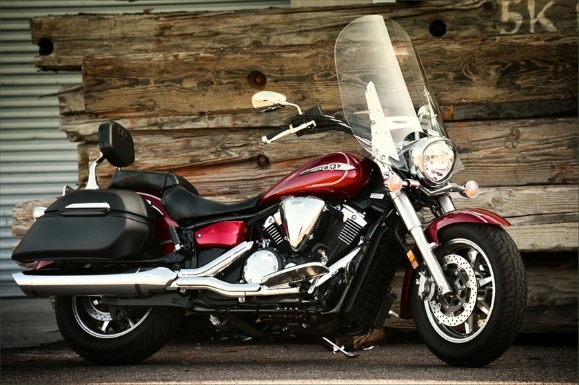 2016 Yamaha V Star 1300 Tourer in Brewton, Alabama