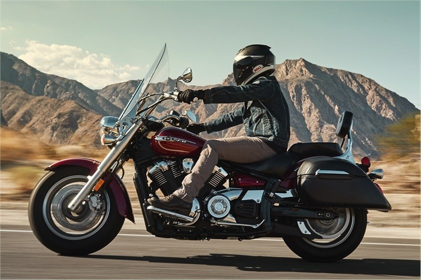 New 2016 Yamaha V Star 1300 Tourer Ride Motorsports Is Located In