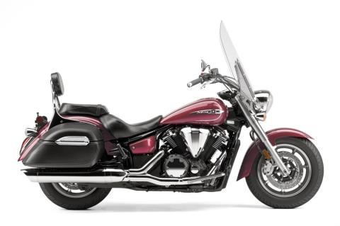 2016 Yamaha V Star 1300 Tourer in Derry, New Hampshire