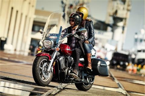 2016 Yamaha V Star 1300 Tourer in Shawnee, Oklahoma