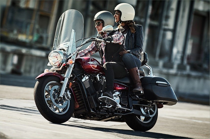 2016 Yamaha V Star 1300 Tourer in Berkeley, California