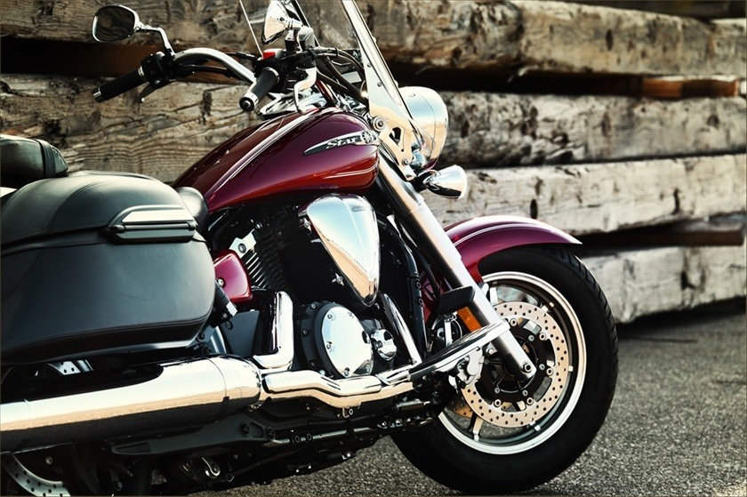 2016 Yamaha V Star 1300 Tourer in Meridian, Idaho