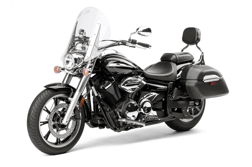 2016 Yamaha V Star 950 Tourer in Denver, Colorado