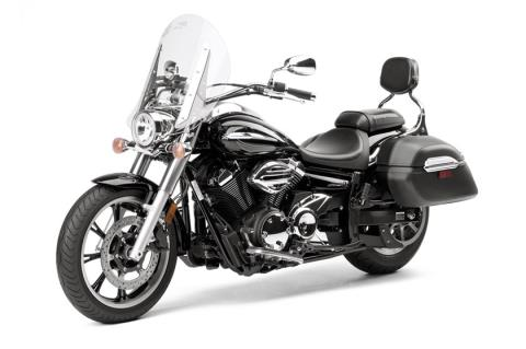2016 Yamaha V Star 950 Tourer in State College, Pennsylvania