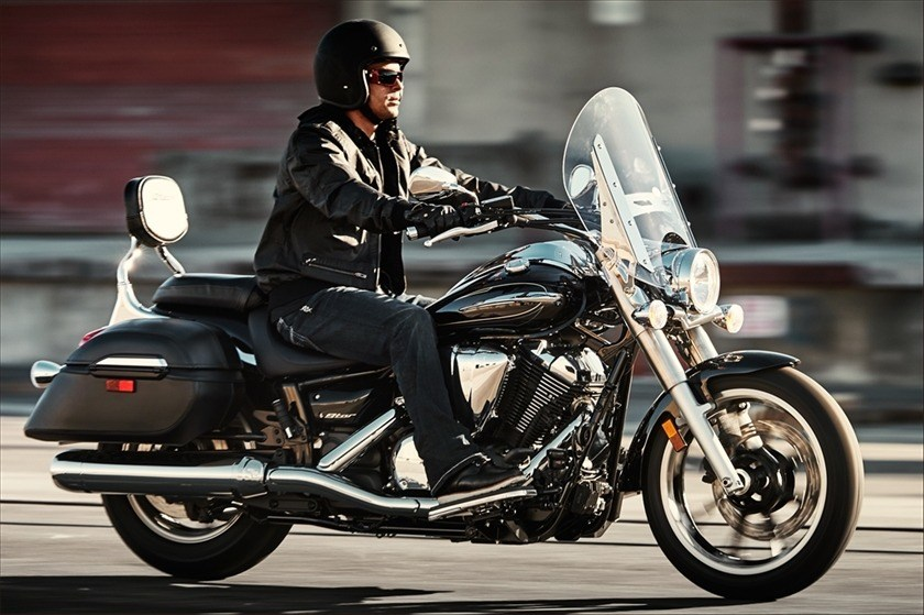 2016 Yamaha V Star 950 Tourer in Berkeley, California