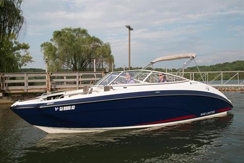 2016 Yamaha 242 Limited E-Series in North Royalton, Ohio