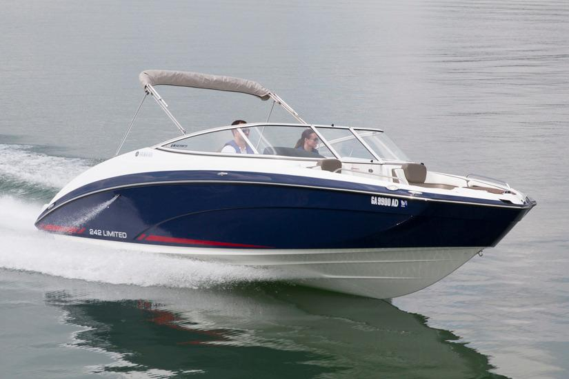 2016 Yamaha 242 Limited E-Series in Pompano Beach, Florida