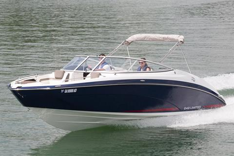 2016 Yamaha 242 Limited E-Series in Miami, Florida