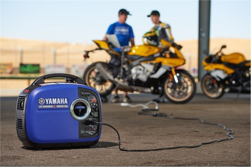 2016 Yamaha EF2000iSv2 in Pine Grove, Pennsylvania