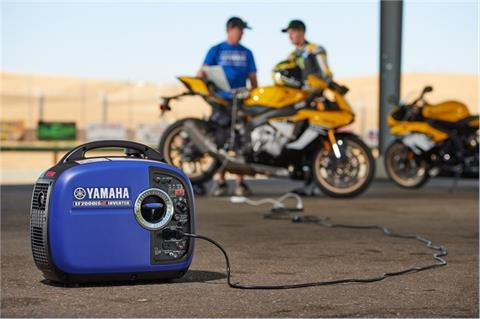 2016 Yamaha EF2000iSv2 in Belle Plaine, Minnesota