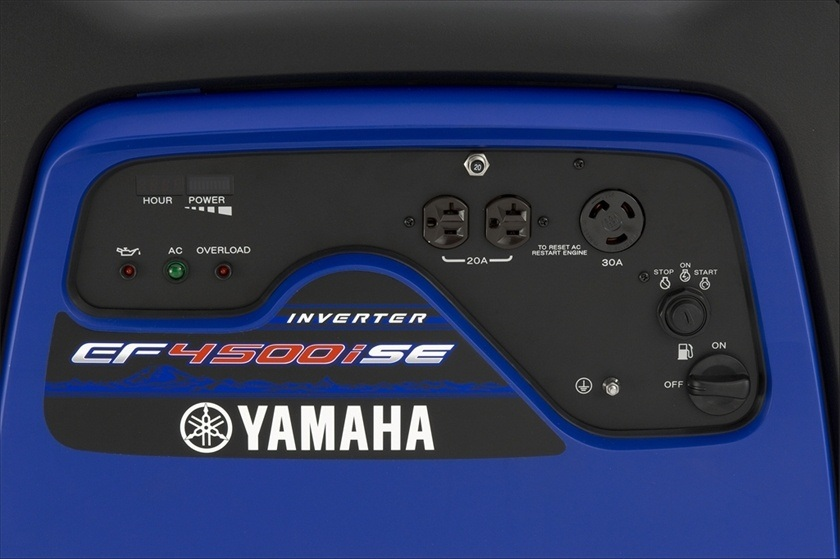 2016 Yamaha EF4500iSE in Olympia, Washington