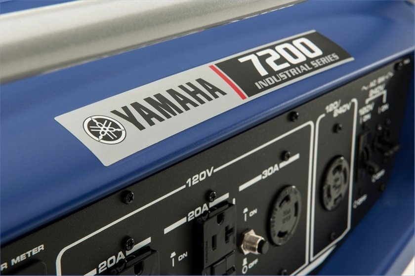 Yamaha EF7200DE in Greenville, North Carolina - Photo 13