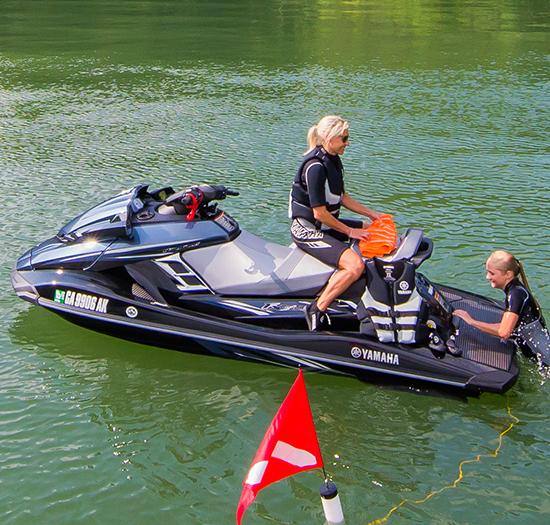 2016 Yamaha FX Cruiser HO in Bristol, Virginia