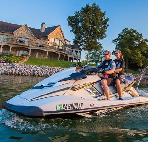 2016 Yamaha FX Cruiser SVHO in Malone, New York - Photo 5