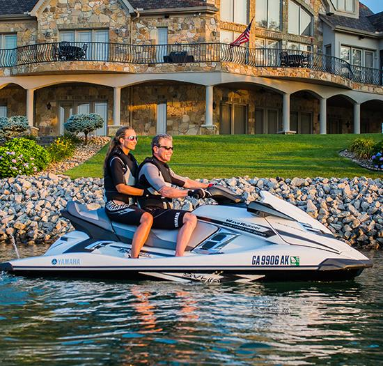 2016 Yamaha FX Cruiser SVHO in Bellevue, Washington
