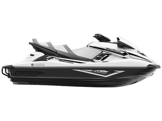 2016 Yamaha FX Cruiser SVHO 4