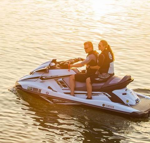 2016 Yamaha FX Cruiser SVHO in Bridgeport, New York