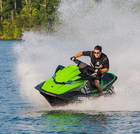 2016 Yamaha FX SVHO in Mount Pleasant, Texas
