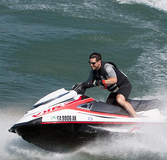 2016 Yamaha VXR in Chesterfield, Missouri