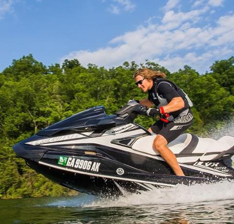 2016 Yamaha VX Cruiser HO in Burleson, Texas