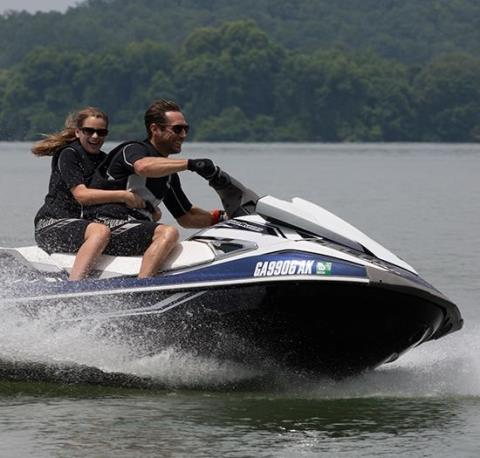 2016 Yamaha VX Deluxe in North Royalton, Ohio