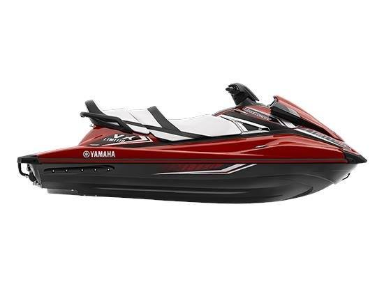2016 Yamaha VX Limited 1