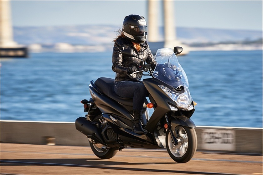 2016 Yamaha SMAX in Pittsburgh, Pennsylvania