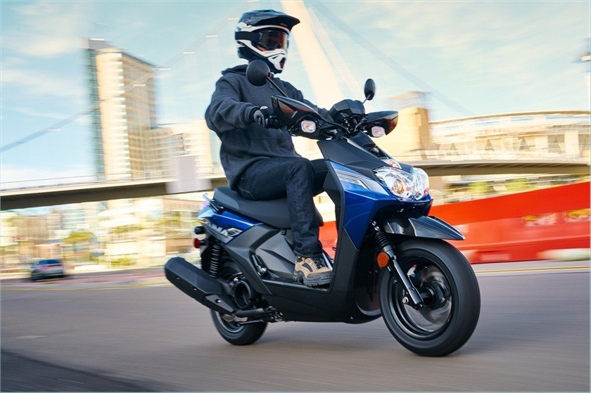 2016 Yamaha Zuma 125 in Olympia, Washington