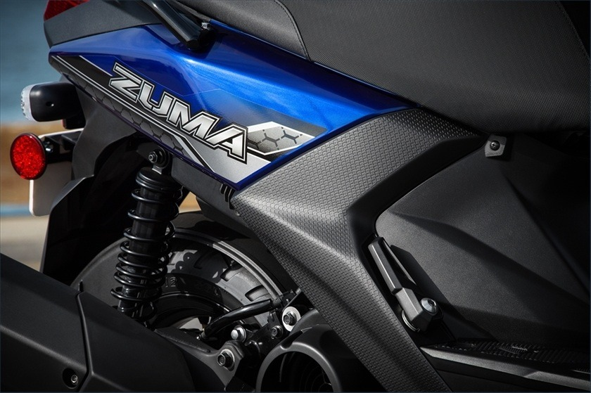 2016 Yamaha Zuma 125 in Johnstown, Pennsylvania