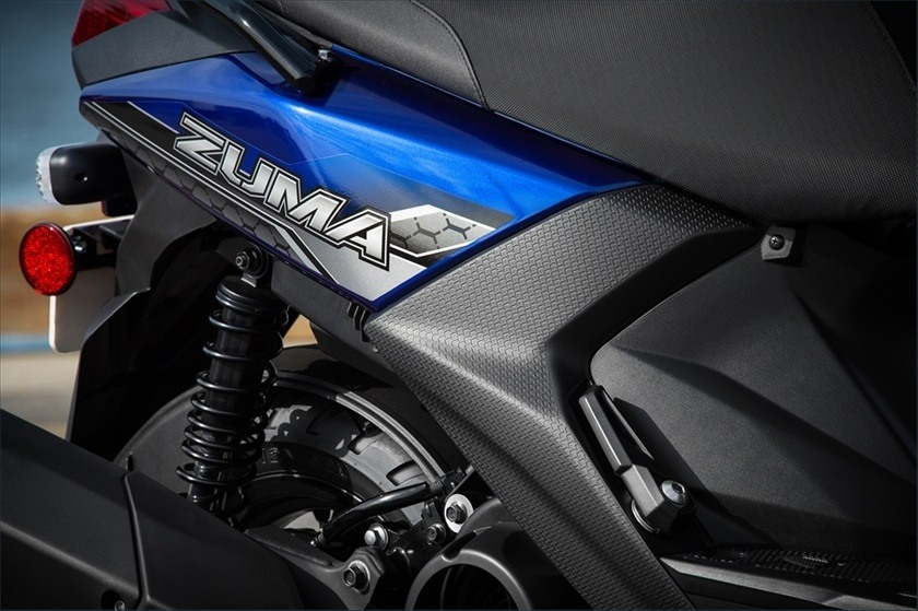 2016 Yamaha Zuma 125 in Rockwall, Texas