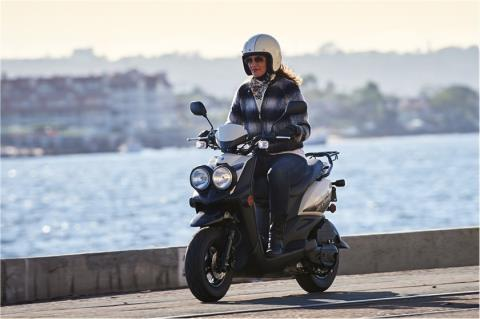 2016 Yamaha Zuma 50F in Berkeley, California